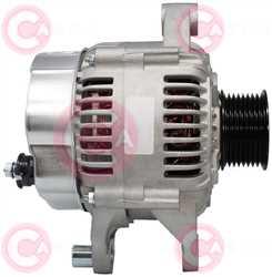 CAL40157 SIDE DENSO Type 12V 110Amp PR8