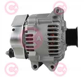 CAL40161 SIDE DENSO Type 12V 105Amp PR6