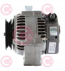 CAL40173 SIDE DENSO Type 12V 80Amp PV1