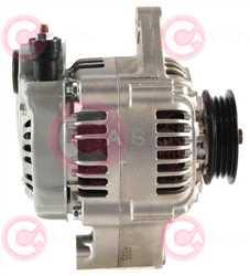 CAL40183 SIDE DENSO Type 12V 45Amp PR3