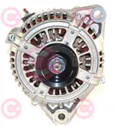 CAL40184 FRONT DENSO Type 12V 70Amp PR6