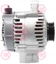 CAL40189 SIDE DENSO Type 12V 80Amp PR4