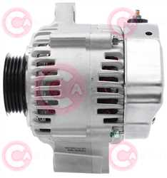 CAL40196 SIDE DENSO Type 12V 95Amp PR4