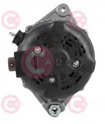 CAL40206 BACK DENSO Type 12V 100Amp PFR6
