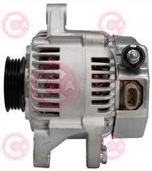CAL40210 SIDE DENSO Type 12V 80Amp PR4