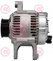 CAL40213 SIDE DENSO Type 12V 90Amp PR6