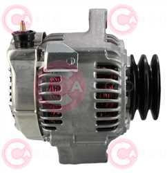 CAL40217 SIDE DENSO Type 12V 80Amp