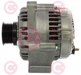 CAL40224 SIDE DENSO Type 12V 120Amp PR6