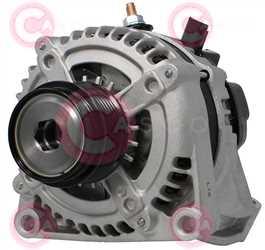 CAL40226 FRONT DENSO Type 12V 150Amp PFR6