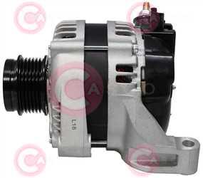 CAL40226 SIDE DENSO Type 12V 150Amp PFR6