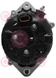 CAL40227 BACK DENSO Type 12V 150Amp PFR6