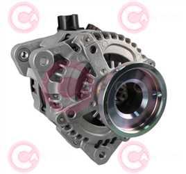 CAL40229 FRONT DENSO Type 12V 150Amp