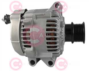 CAL40246 SIDE DENSO Type 12V 105Amp PR6