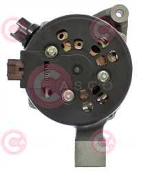 CAL40273 BACK DENSO Type 12V 120Amp PFR5