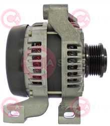 CAL40273 SIDE DENSO Type 12V 120Amp PFR5