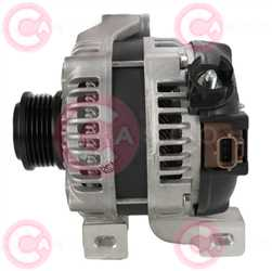 CAL40274 SIDE DENSO Type 12V 150Amp PFR5
