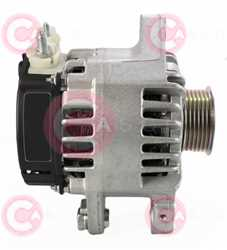 CAL40277 SIDE DENSO Type 12V 80Amp PR6
