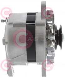CAL40282 SIDE DENSO Type 12V 50Amp PV1