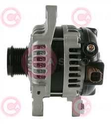 CAL40292 SIDE DENSO Type 12V 100Amp PFR6