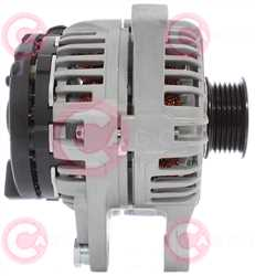 CAL40297 SIDE DENSO Type 12V 90Amp PR6