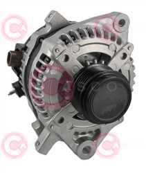 CAL40299 FRONT DENSO Type 12V 100Amp PFR6