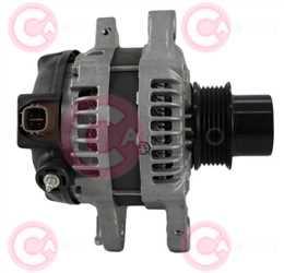 CAL40301 SIDE DENSO Type 12V 100Amp
