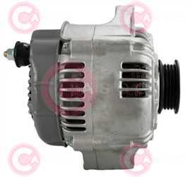 CAL40334 SIDE DENSO Type 12V 90Amp PR4