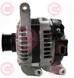 CAL40336 SIDE DENSO Type 12V 150Amp PFR6