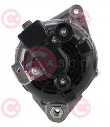 CAL40338 BACK DENSO Type 12V 100Amp PR7