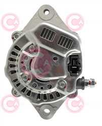 CAL40373 BACK DENSO Type 12V 60Amp PV1