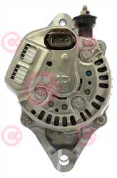 CAL40378 BACK DENSO Type 12V 55Amp PV1