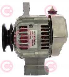 CAL40378 SIDE DENSO Type 12V 55Amp PV1