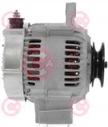 CAL40379 SIDE DENSO Type 12V 90Amp PV1