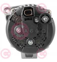 CAL40400 BACK DENSO Type 12V 180Amp PFR6