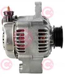 CAL40404 SIDE DENSO Type 12V 60Amp PR4