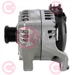 CAL40426 SIDE DENSO Type 12V 170Amp PFR6