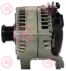 CAL40427 SIDE DENSO Type 12V 210Amp PFR6