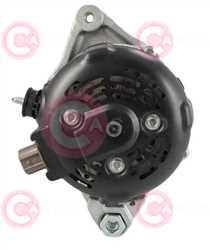 CAL40436 BACK DENSO Type 12V 100Amp PFR6