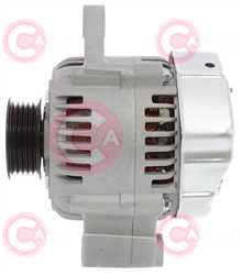 CAL40444 SIDE DENSO Type 12V 70Amp PR5
