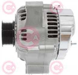 CAL40447 SIDE DENSO Type 12V 100Amp PR6