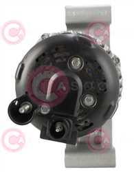 CAL40454 BACK DENSO Type 12V 150Amp PFR6