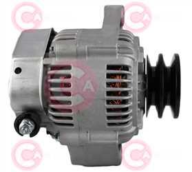 CAL40476 SIDE DENSO Type 12V 80Amp DP2