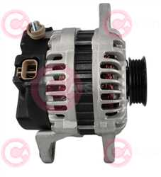 CAL41105 SIDE POONGSUNG Type 12V 80Amp 4Ribs