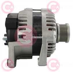 CAL42108 SIDE DELPHI Type 12V 100Amp PFR6