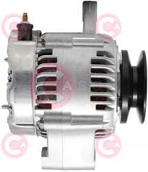 CAL44101 SIDE DENSO Type 12V 60Amp 1Ribs