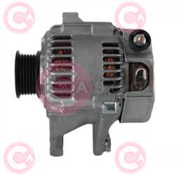 CAL44109 SIDE DENSO Type 12V 80Amp PR6