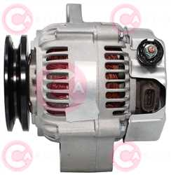 CAL44110 SIDE DENSO Type 12V 80Amp