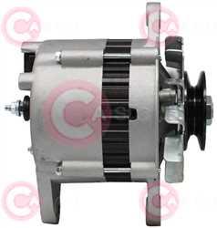 CAL45101 SIDE NISSAN Type 12V 60Amp PV1