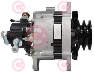 CAL45106 SIDE NISSAN Type 12V 70Amp DP2