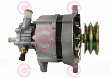 CAL45110 SIDE NISSAN Type 12V 90Amp DP2